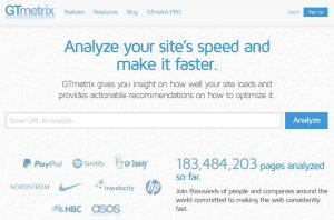 چگونه با ابزار gtmetrix سرعت سایت خود را بهینه کنیم