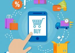 مشخصات فروشگاه آنلاین