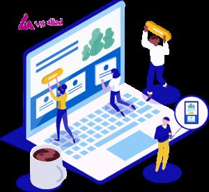 روش های متفاوت در طراحی سایت