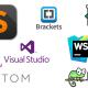 بهترین محیط های برنامه نویسی وب