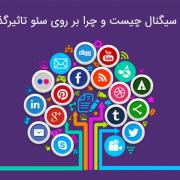 سیگنال های اجتماعی